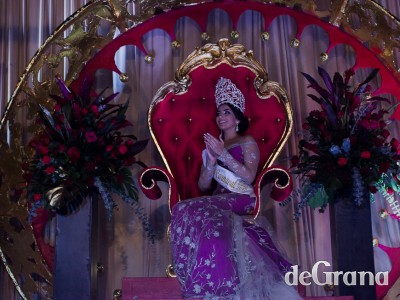 Paulina Primera, Reina del Carnaval 2017