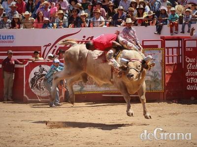 """El toro de once del """"hasta luego"""""""
