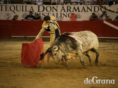 Juan Pablo a hombros en Guadalajara