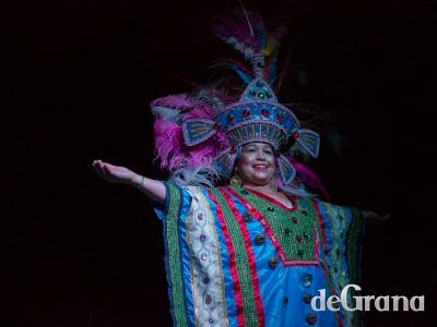 Los ballets del folklore regional