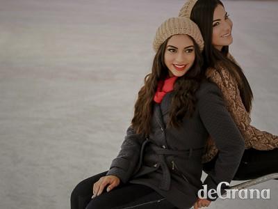 La belleza en el hielo