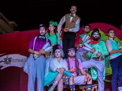 Del Teatro Circo Fuocu di Strada fue la noche