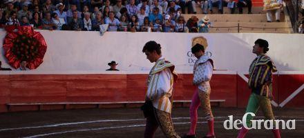 Video de corrida de Daniel Luque, Juan Pablo Sánchez y Diego Silveti