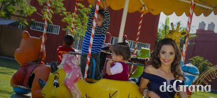 Lupita: la consentida de los niños