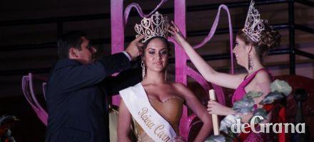 Anaid primera, reina del carnaval