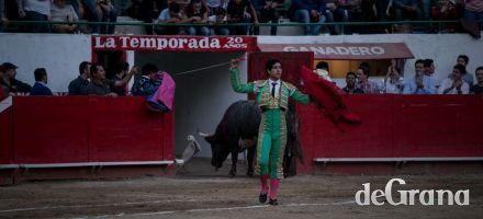 Luis David Adame y el «Maestro»