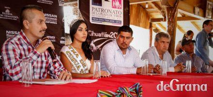Presentaron el programa de la Feria de la Primavera Cihuatlán 2017