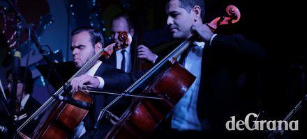 Noche de gala con Miguel Aldaco y la Orquesta de Cámara