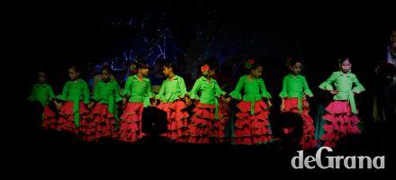 Noche con el ballet Sacromonte y la Banda Autlán