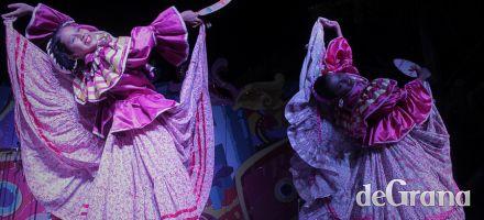 Domingo de folklore, cultura y tradición