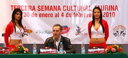 Inaugurada la Tercera Semana Cultural Taurina